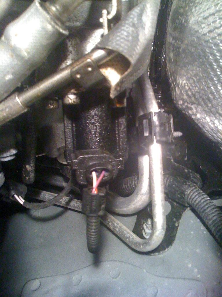 Oil leak from the turbo area    - VW GTI Forum / VW Rabbit