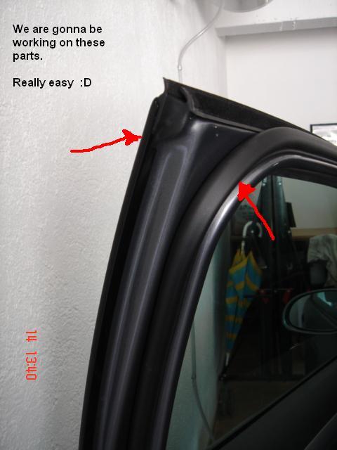 DIY How to: Fix the driver's door rattle - VW GTI Forum / VW