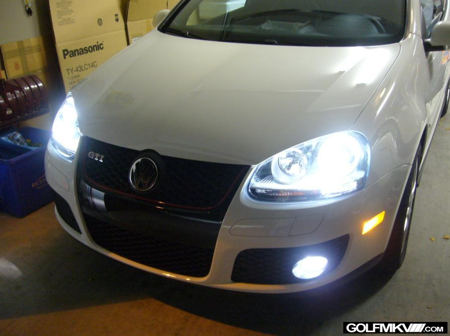Headlight Washers Standard On Gti Vw Forum Rabbit R32 Golf Golfmkv