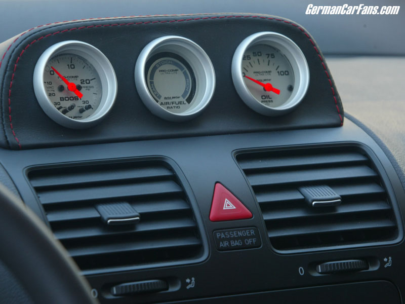 Vwvortex Com Interesting Gauge Pod Idea