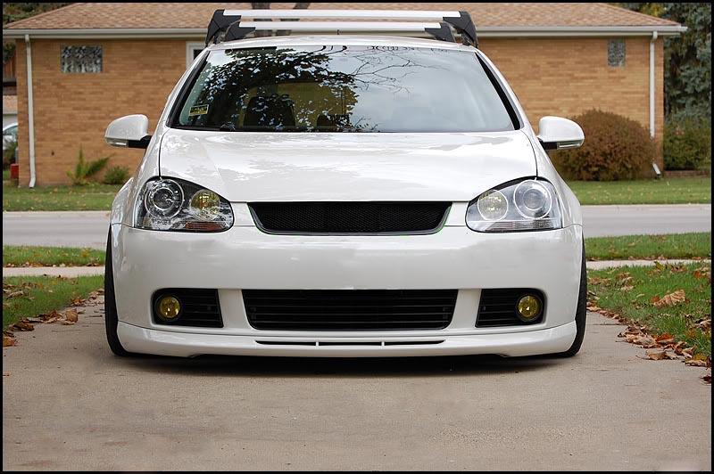 VWVortex.com - Will a 06-09 Rabbit Front Bumper fit on a Jetta Sportwagen?