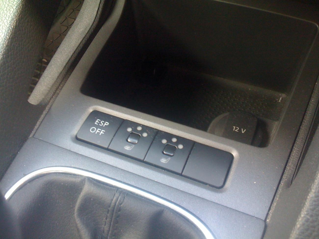 Golf mk6 heated seats retrofit