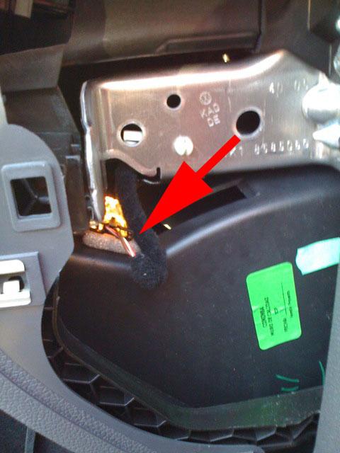 Fixed passenger-side rattle - VW GTI Forum / VW Rabbit Forum
