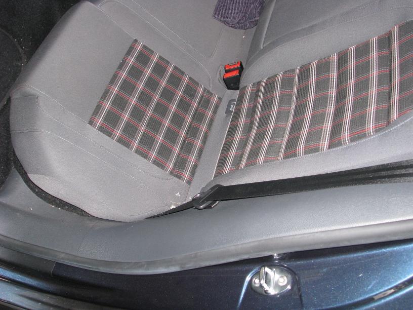 56k Warning Maxi Cosi Travel System Isofix Mkv Gti Vw