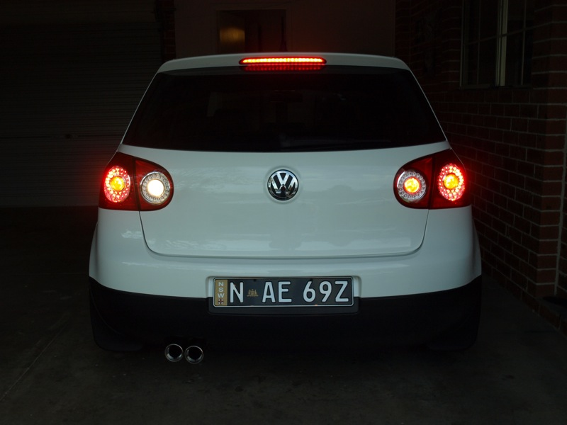 Led R32 Mk5 Rear Tail Lights Who Has Them Page 5
