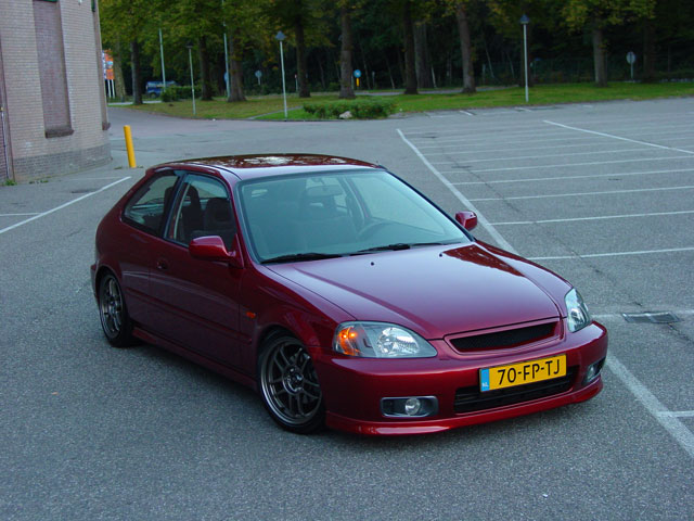 New Found Respect for Honda Civic's/Owners - VW GTI Forum