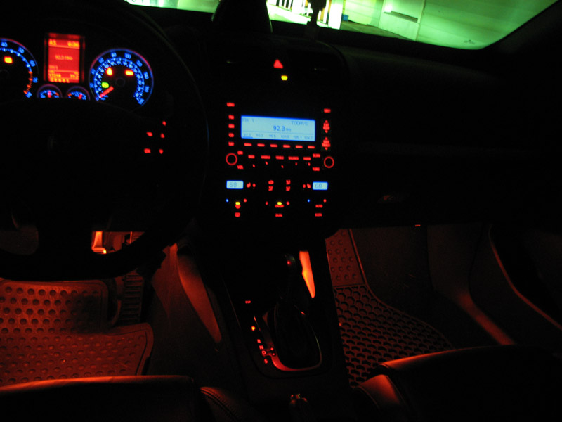 Diy Ambient Footwell Lighting Cold Cathode Page 2